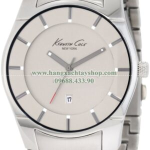 Kenneth Cole New York Nam KC3891 Quartz Analog Stainless Steel-hangxachtayshop