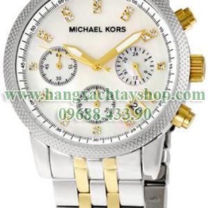 Michael-Kors-MK5057-Two-Tone-Chronograph-with-Stones-hangxachtayshop