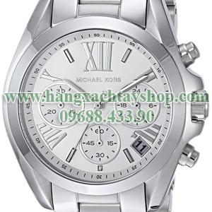 Michael-Kors-MK6174-Mini-Bradshaw-Silver-Tone-Watch-hangxachtayshop