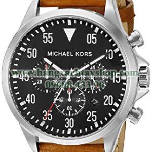 Michael Kors MK8333 Gage Brown-hangxachtayshop