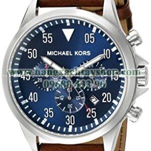Michael Kors MK8362 Gage Stainless Steel-hangxachtayshop