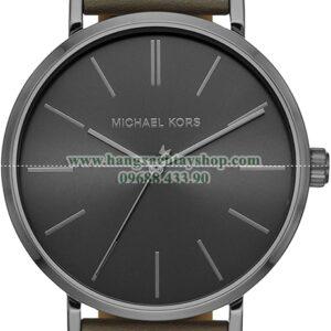 Michael Kors Men's Auden Three-Hand Gunmetal-Tone Alloy Watch MK7147-hangxachtayshop