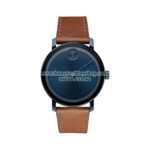 Movado 3600520 BOLD Evolution Blue PVD with a Flat Dot Sunray Dial-hangxachtayshop