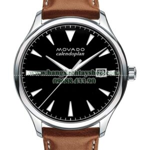 Movado 3650001 Heritage Stainless Steel with a Printed Index Dial-hangxachtayshop