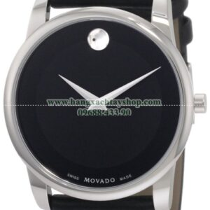 Movado Nam 0606502 Museum Stainless Steel-hangxachtayshop