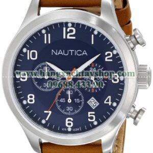 Nautica N14699G BFD 101 Chrono Classic Japanese Chronograph Movement-hangxachtayshop