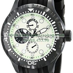 Nautica NAD17502G BFD 100 Multi Analog Display Japanese Quartz Black Watch-hangxachtayshop