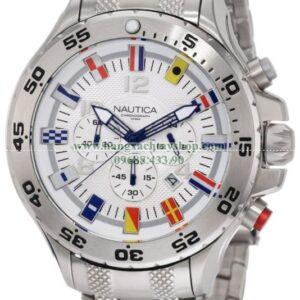 Nautica Nam N20503G NST Chronograph Bracelet-hangxachtayshop