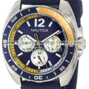 Nautica nam N09915G Sport Ring Multifunction Blue and Yellow Box Set-hangxachtayshop