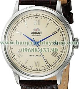 Orient FAC00009N0 2nd Gen. Bambino Ver. 2 Japanese Automatic Stainless Steel-hangxachtayshop