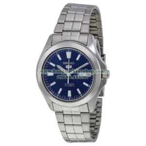Seiko Nam SNKL07 Stainless Steel Analog with Blue Dial Watch-hangxachtayshop