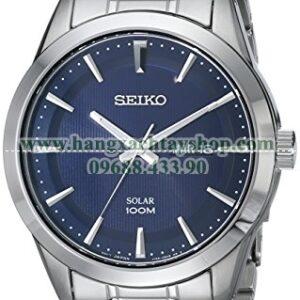 Seiko SNE361 Analog Display Japanese Quartz Silver Watch-hangxachtayshop