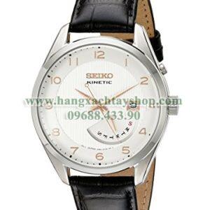 Seiko SRN049 Kinetic Stainless Steel Watch-hangxachtayshop