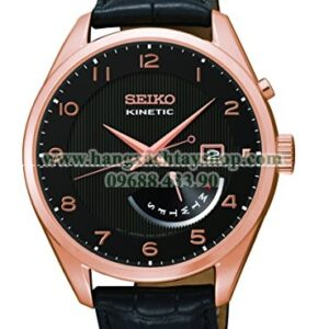 Seiko SRN054 Analog Display Japanese Quartz Black Watch-hangxachtayshop