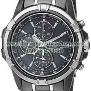 Seiko SSC143 Stainless Steel Solar Watch with Link Bracelet-hangxachtayshop