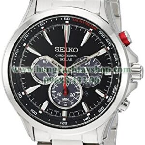 Seiko SSC493 Solar Chronograph Quartz-hangxachtayshop