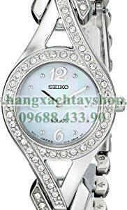 Seiko SUP173 Solar Silvertone-hangxachtayshop