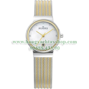 Skagen--355SSGS-Silver-and-Gold-Tone-Mesh-Watch-hangxachtayshop