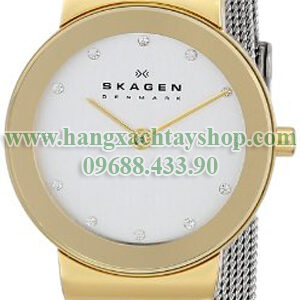 Skagen--358SGSCD-White-Label-Analog-Display-Analog-Quartz-Silver-Watch-hangxachtayshop