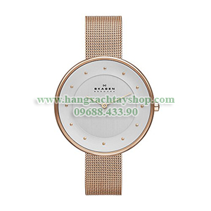 Skagen-SKW2142-Gitte-Rose-Gold-Mesh-Watch-hangxachtayshop