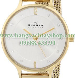 Skagen-SKW2150-Klassik-Gold-Tone-Stainless-Steel-Mesh-Watch-hangxachtayshop