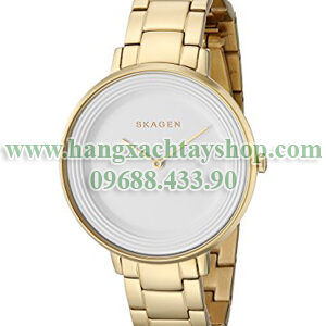 Skagen-SKW2330-Analog-Display-Analog-Quartz-Gold-Watch-hangxachtayshop