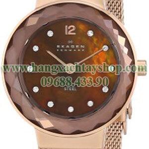 Skagen-n--456SRR1-Leonora-Quartz-2-Hand-Stainless-Steel-hangxachtayshop