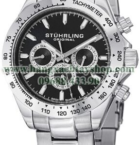 Stuhrling Original 564.02 Concorse Raceway Stainless Steel Bracelet-hangxachtayshop
