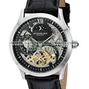 Stuhrling Original 571.33151 Special Reserve 571 Analog Automatic Black Watch-hangxachtayshop