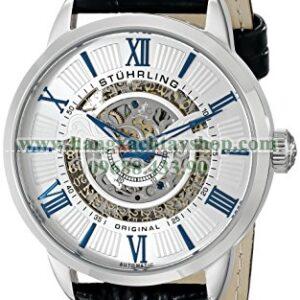 Stuhrling Original 696.01 Legacy Skeleton Watch-hangxachtayshop