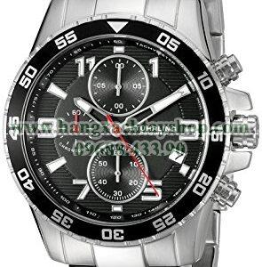 Stuhrling Original 985.02 Concorso Quartz Chronograph Date Stainless Steel Watch-hangxachtayshop