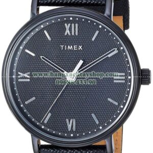 Timex Southview 41mm Leather Strap-hangxachtayshop