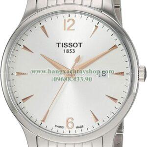 Tissot Quartz Stainless Steel Dress T0636101103701-hangxachtayshop