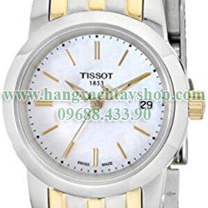 Tissot-T0332102211100-Classic-Dream-Analog-Display-Two-Tone-Watch-hangxachtayshop