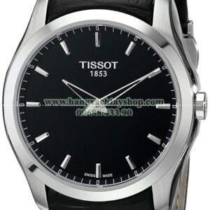 Tissot T0354461605100 Couturier Analog Display Swiss Quartz Black-hangxachtayshop