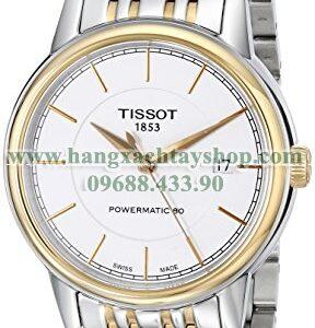 Tissot T0854072201100 T Classic Powermatic Analog Display Swiss Automatic-hangxachtayshop