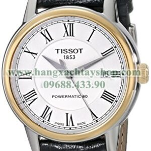 Tissot T0854072601300 Carson Analog Display Swiss Automatic-hangxachtayshop
