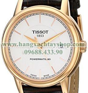 Tissot T0854073601100 T Classic Analog Display Swiss Automatic-hangxachtayshop
