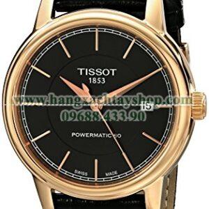 Tissot T0854073606100 Carson Analog Display Swiss Automatic-hangxachtayshop
