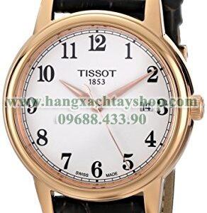 Tissot T0854103601200 Carson Rose Gold-Tone-hangxachtayshop