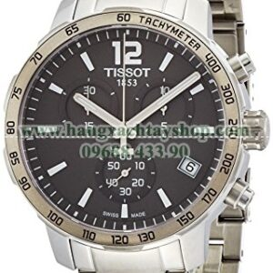 Tissot T0954171106700 Quickster Stainless Steel Watch-hangxachtayshop