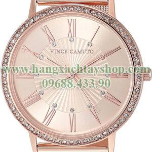 Vince-Camuto-VC-380RGRG-Crystal-Accented-Mesh-Bracelet-Watch-hangxachtayshop