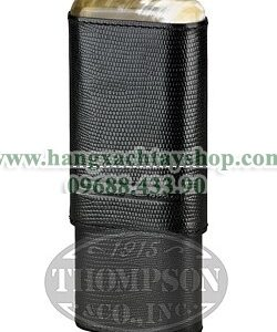 andre-garcia-3-finger-black-leather-lizard-horn-top-case-hangxachtayshop