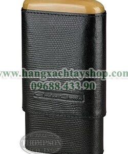 andre-garcia-4-finger-black-leather-lizard-horn-top-case-hangxachtayshop