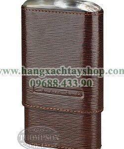 andre-garcia-4-finger-brown-leather-horn-top-case-hangxachtayshop