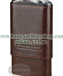 andre-garcia-4-finger-brown-leather-lizard-horn-top-case-hangxachtayshop