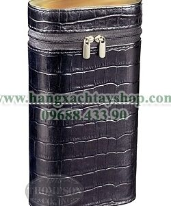 andre-garcia-black-croc-pattern-leather-zippered-case-with-horn-and-wood-separator-hangaxachtayshop