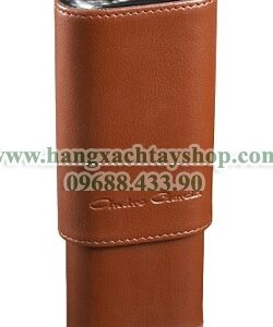 andre-garcia-tan-3-finger-leather-horn-top-cigar-case-hangxachtayshop