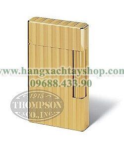 davidoff-prestige-dual-torch-lighter-lines-stripes-gold-hangxachtayshop