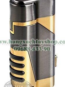 gun-metal-gold-double-torch-lighter-with-hangxachtayshop